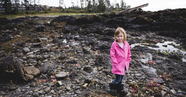 Big Beach | Ucluelet Family & Child Photographer