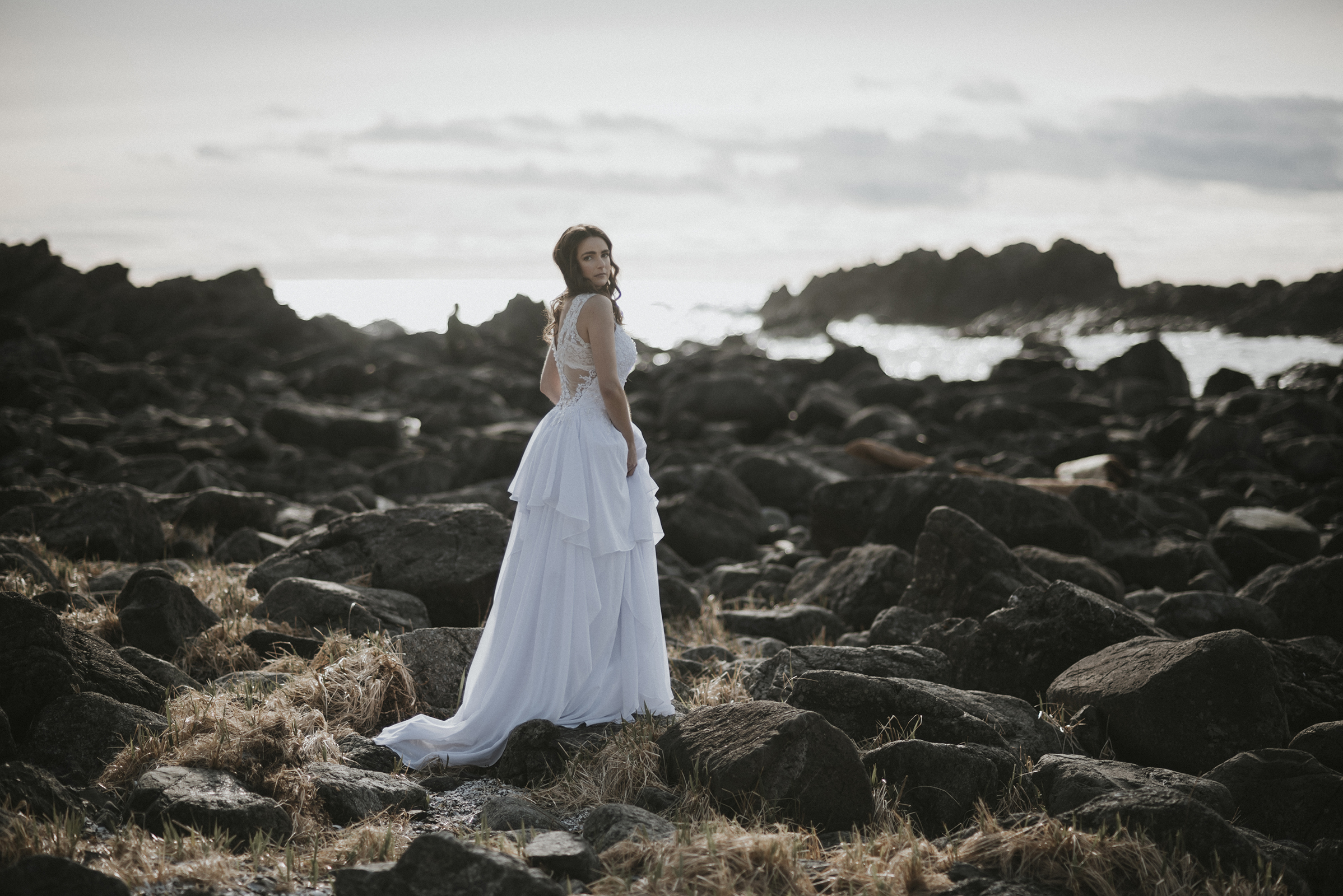February sunshine | Ucluelet elopement