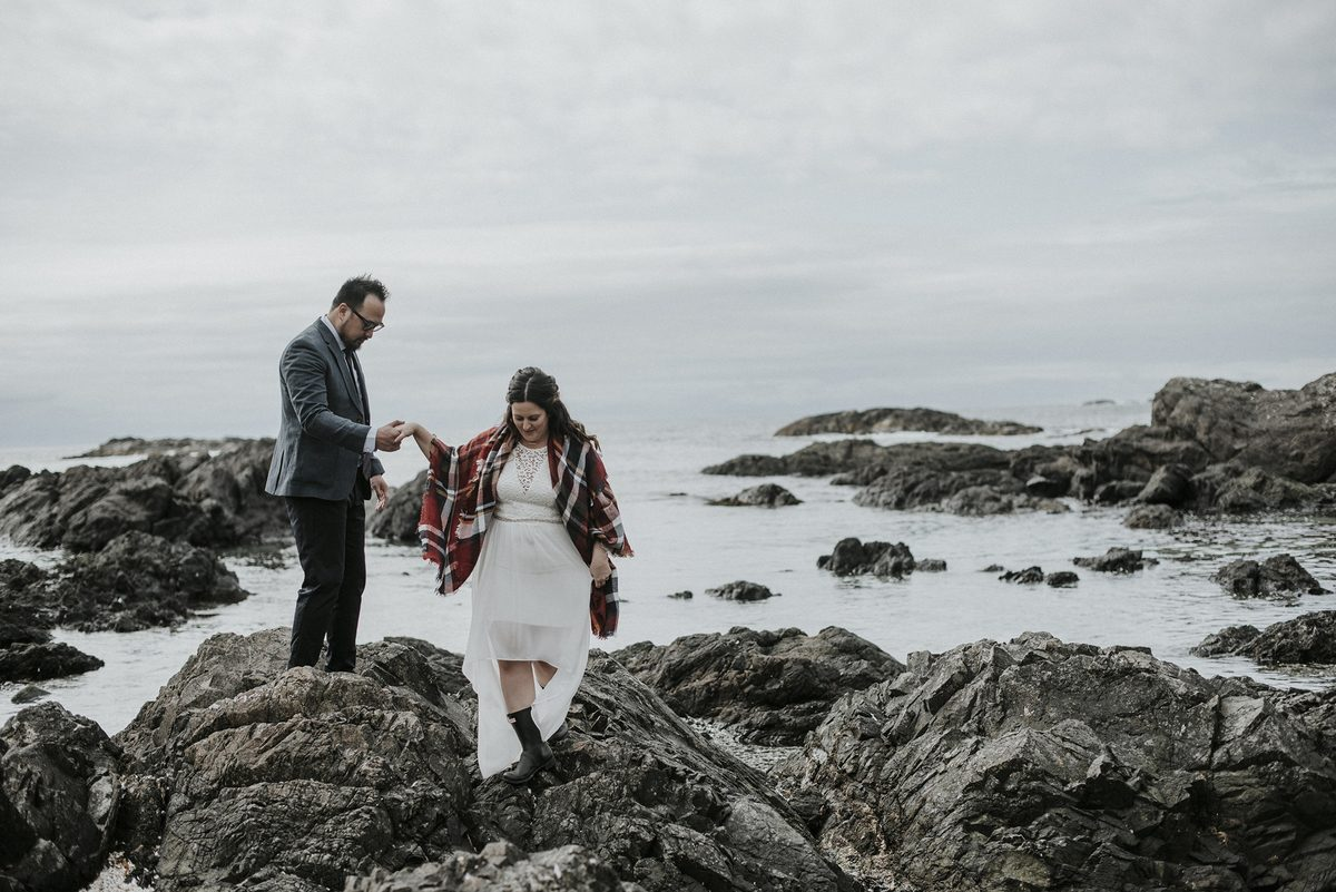 Ucluelet Elopement | Jen McLeod Photography