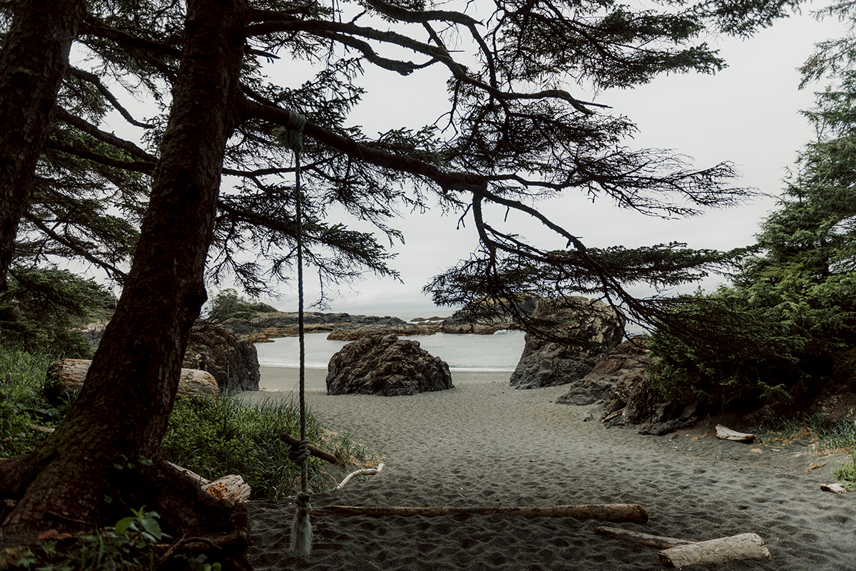 Location Scouting to South Beach | Ucluelet & Tofino Elopement Photographer