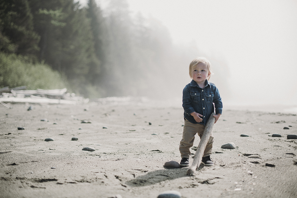 Home is where the fog is | Ucluelet & Tofino Photographer