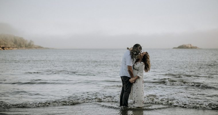 The other side of summer | Tofino Elopement Photographer