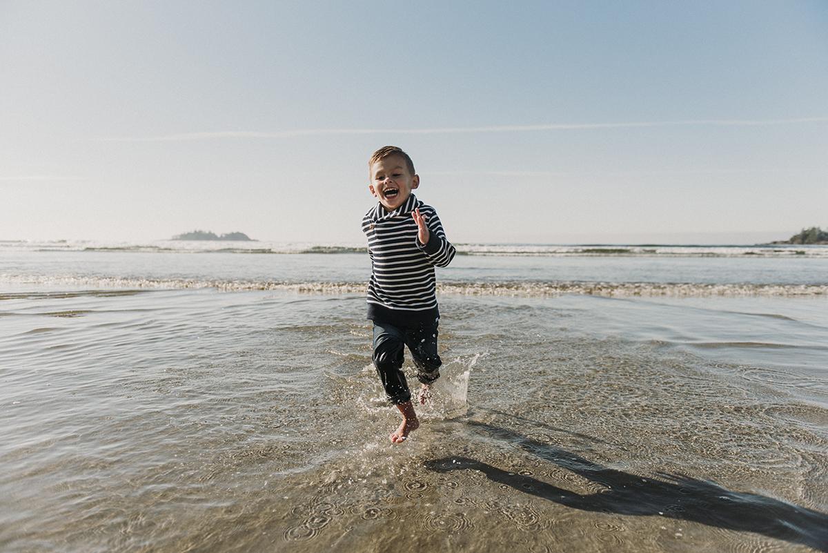 Sunshine Maternity | Tofino Photographer