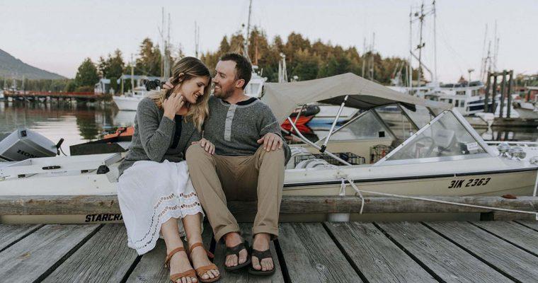 Summer Lovin' | Ucluelet Engagement Photographer