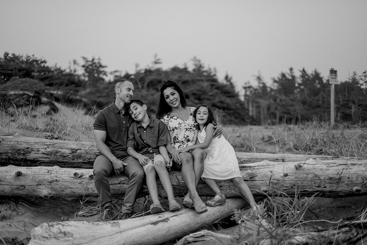 Haze   Tofino Ucluelet Family Photographer