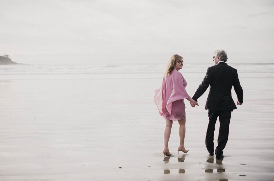 Groundhog's Day | Tofino Elopement Photographer